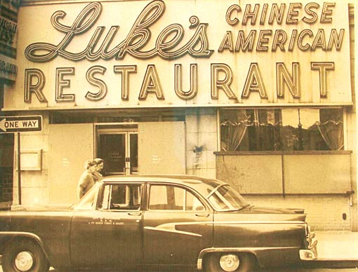 Air Historical Downtown Chinese Restaurants
