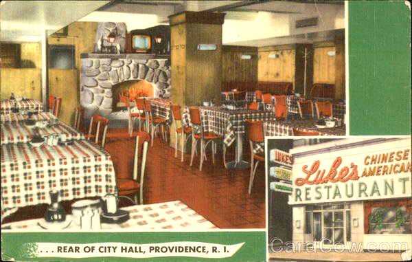 Chinese Restaurants Of The Past Artinruins